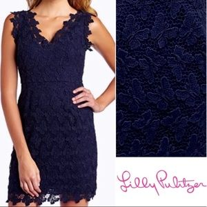 Lilly Pulitzer Papillon Butterfly Cocktail Dress
